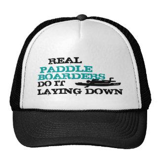 Lea el gorra de la Paddleboarders-Malla