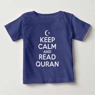 Lea el Quran Playera De Bebé