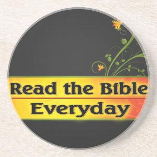 LEA LA BIBLIA DIARIA POSAVASOS PERSONALIZADOS