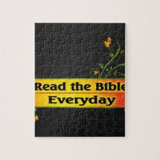 LEA LA BIBLIA DIARIA PUZZLES CON FOTOS