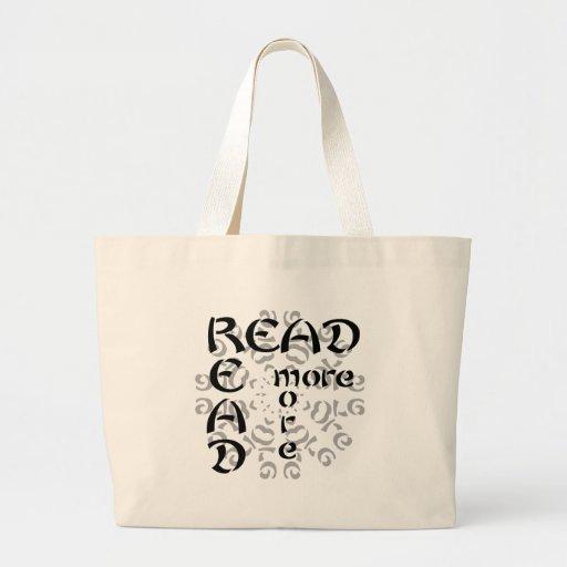 Lea más bolsos bolsa tela grande