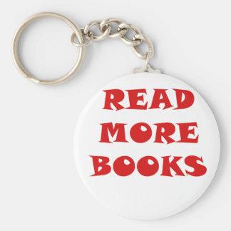 Lea más libros llaveros