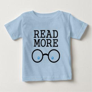 Lea más playera de bebé