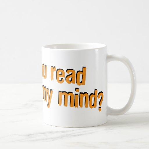 Lea mi mente taza