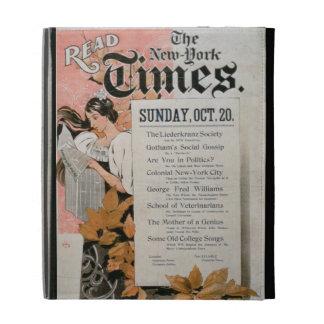 """""""Lea New York Times"""" (el litho del color)"""