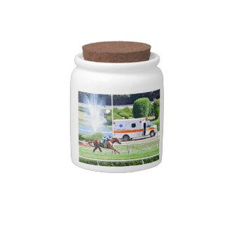 Lea - Stakes Winning Chestnut Colt Candy Jar