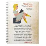 Lea su biblia, niño - la historia de Elisha Cuadernos
