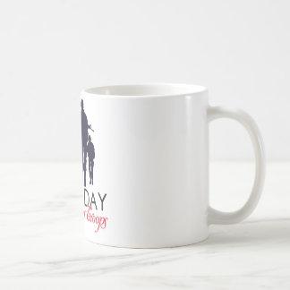 Lea viernes - apoye a nuestras tropas tazas de café