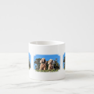Leach - Poodles - Romeo Remy Espresso Cup