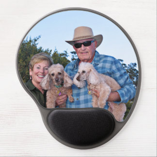 Leach - Poodles - Romeo Remy Gel Mouse Pad