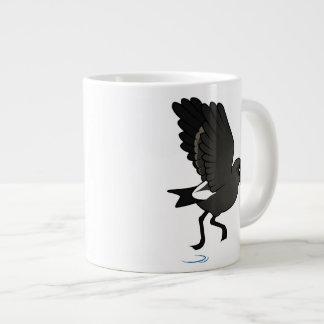 Leach's Storm Petrel (flutter) Large Coffee Mug
