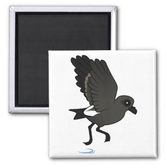 Leach's Storm Petrel (flutter) Refrigerator Magnet