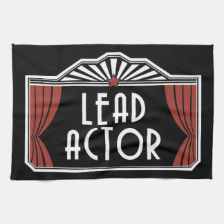 Lead Actor Hand Towel