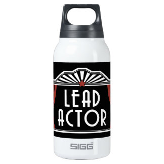 Lead Actor Insulated Water Bottle