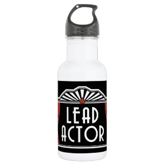 Lead Actor Stainless Steel Water Bottle