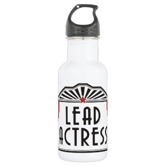 Lead Actress Stainless Steel Water Bottle