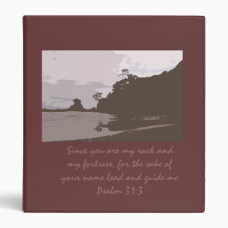 Lead and Guide Me - Psalm 31:3 Binder
