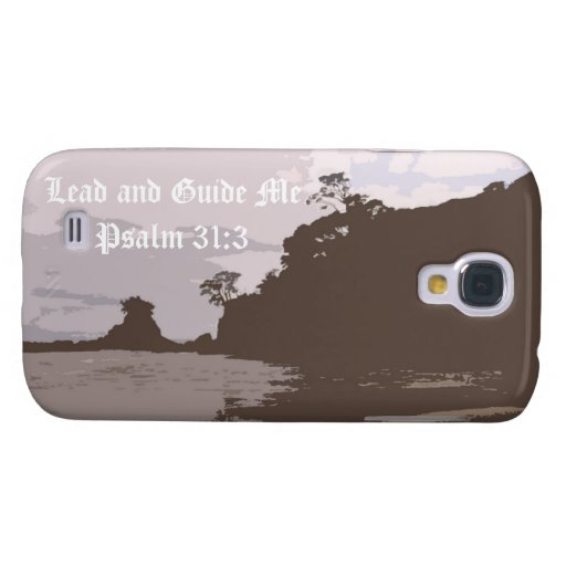 Lead and Guide Me - Psalm 31:3 HTC Vivid Case