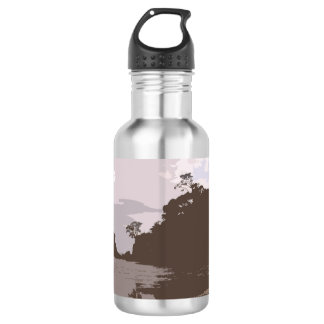 Lead and Guide Me - Psalm 31:3 Water Bottle