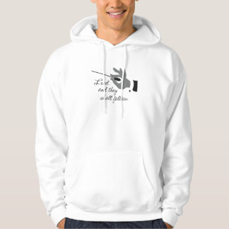 Lead And They Shall Follow Hoodie
