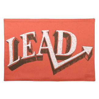 Lead Cloth Placemat