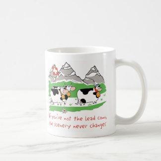 Lead Cow Mug