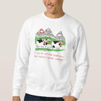 Lead Cow Sweatshirt