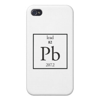 Lead iPhone 4 Cover