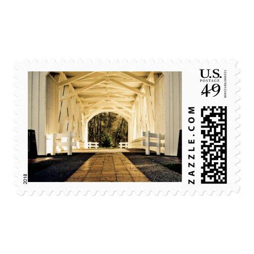 Lead On Postage Stamp