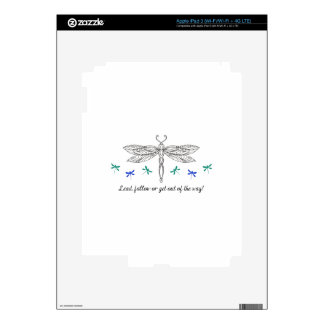 LEAD OR FOLLOW SKINS FOR iPad 3