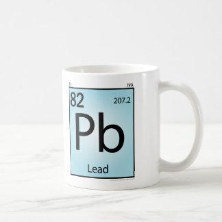 Lead (Pb) Element Mug