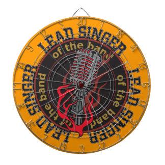 Lead Singer Dart Boards