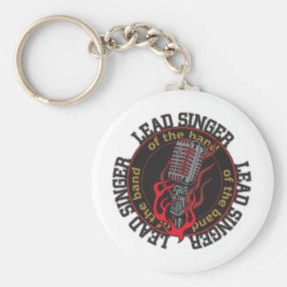 Lead Singer Keychain