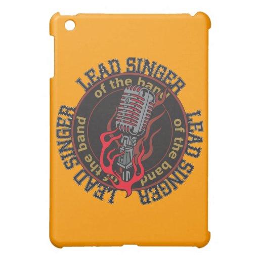 Lead Singer Music Rock Flames Case for iPad Mini iPad Mini Cover