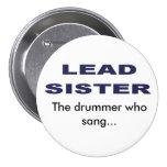 Lead Sister Button