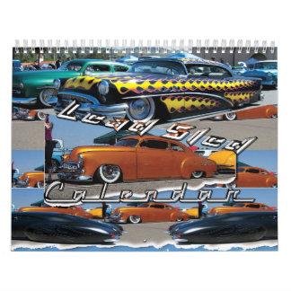 Lead Sled Calendar