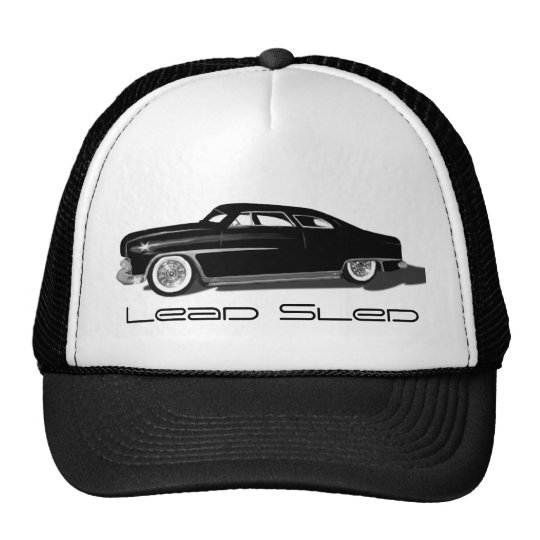Lead Sled Merc Hat