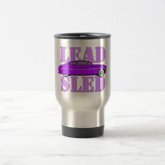 Lead Sled Mercury 15 Oz Stainless Steel Travel Mug