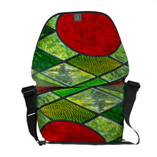 Leaded Glass Courier Bags