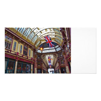Leadenhall Market London Card