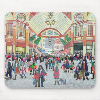 Leadenhall Market London Mouse Pad