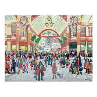 Leadenhall Market London Postcard