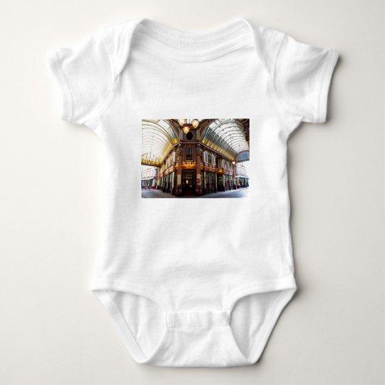 leadenhall market view baby bodysuit