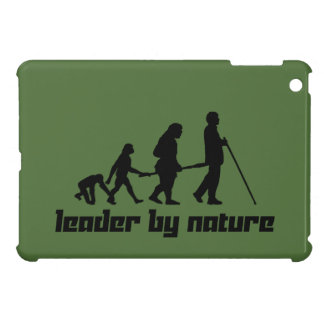 Leader by Nature iPad Mini Cover