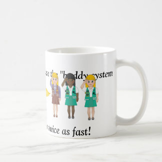 Leader Humor Mug