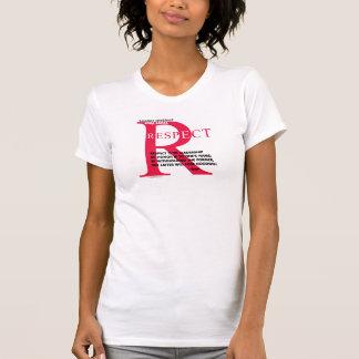 Leader Instinct - Respect... Leadership Rocks! T-Shirt
