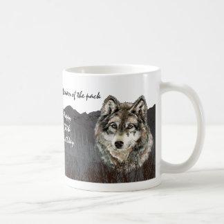 Leader of the Pack 30th Birthday Humor Wolf 30th Coffee Mug
