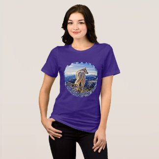 Leader of the Pack Wolf Tshirt