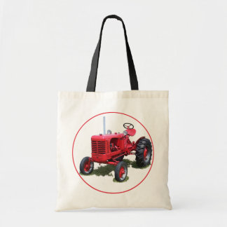 Leader Tractors Tote Bag