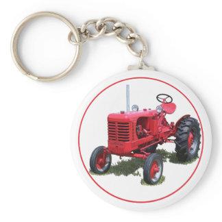 Leader Tractors Keychain